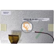 Матрица для ноутбука диагональ 7,0 дюйма A070VW04 V.0 800x480 60 pin