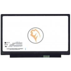 Матрица для ноутбука диагональ 12,5 дюйма HB125WX1-200 1366x768 30 pin