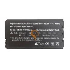 Аккумуляторная батарея Dell J9453 Inspiron 2200 4400mAh