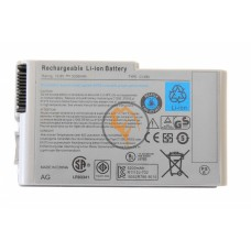 Аккумуляторная батарея Dell C1295 Latitude D600 5200mAh