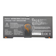 Аккумуляторная батарея HP Compaq HSTNN-DB0H ProBook 5330m 2800mAh