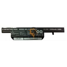 Оригинальная аккумуляторная батарея Gateway C4500BAT-6 5200mAh