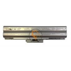 Оригинальная аккумуляторная батарея Sony VGP-BPS13 silver 4800mAh