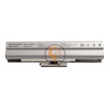 Аккумуляторная батарея Sony VGP-BPS13 silver 6600mAh