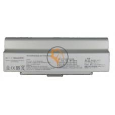 Аккумуляторная батарея Sony VGP-BPS9 silver 6600mAh