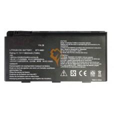 Аккумуляторная батарея MSI BTY-M6D 6600mAh
