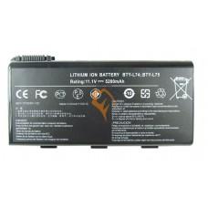 Аккумуляторная батарея MSI BTY-L74 5200mAh