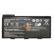 Оригинальная аккумуляторная батарея MSI BTY-L74 4400mAh