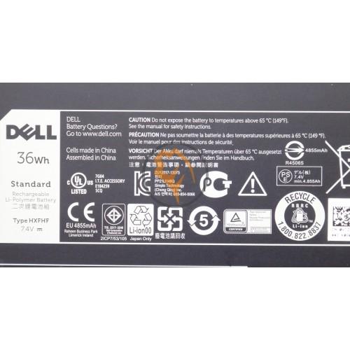 Оригинальная аккумуляторная батарея Dell Venue 11 Pro 7130