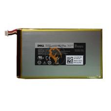 Оригинальная аккумуляторная батарея Dell Venue 8 3830 P706T 4100mah
