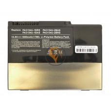 Аккумуляторная батарея Toshiba PA3154U-1BRS 1600mAh