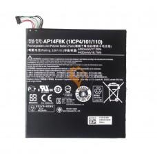Оригинальная аккумуляторная батарея Acer AP14F8K Iconia One B1-850 17.2Wh