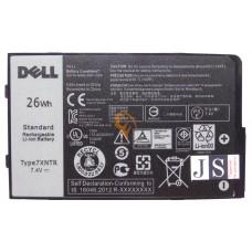 Оригинальный аккумулятор / батарея Dell 7XNTR Latitude 12 7202 26Wh