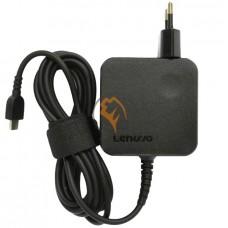 Оригинальный блок питания Lenovo 20V 2.25A USB Type-C Wall