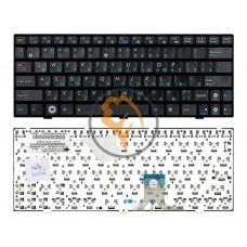 Клавиатура для ноутбука Asus EEE PC 1000H черная рамка, черная RU