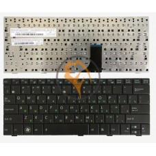 Клавиатура для ноутбука Asus EEE PC 1001HA черная RU