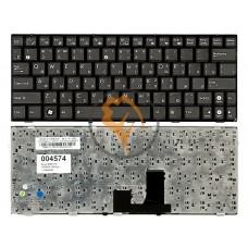 Клавиатура для ноутбука Asus EEE PC 1005HA 1008HA черная рамка, черная RU