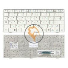 Клавиатура для ноутбука Asus EEE PC 900 белая RU