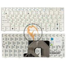 Клавиатура для ноутбука Asus EEE PC 90HA 900SD T91 белая RU
