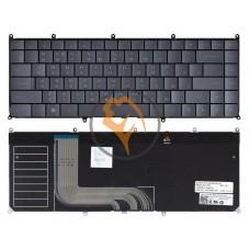 Клавиатура для ноутбука Dell Adamo 13 черная RU