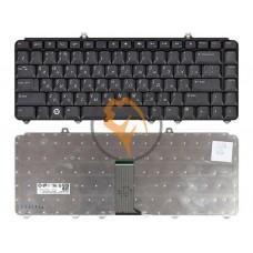 Клавиатура для ноутбука Dell Inspiron 1420 1525 1540 Vostro 1400 1500 черная RU
