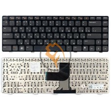 Клавиатура для ноутбука Dell Inspiron 15 L502X черная рамка, черная RU