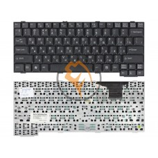 Клавиатура для ноутбука Fujitsu E8110 T4210 S7110 S2110 S6230 черная RU