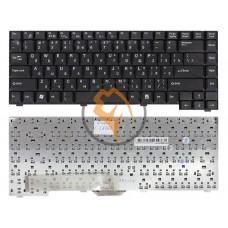 Клавиатура для ноутбука Fujitsu Amilo A1667 A3667 L6825 D6830 D7830 D6820 M3438 черная RU