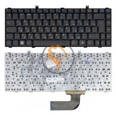 Клавиатура для ноутбука Fujitsu Amilo LA1703 вертикальный enter, черная RU