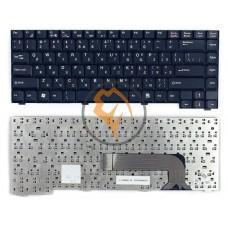 Клавиатура для ноутбука Fujitsu Amilo LI1818 LI1820 черная RU
