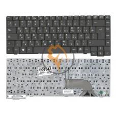 Клавиатура для ноутбука Fujitsu Amilo M6450 M6450G вертикальный enter, черная RU