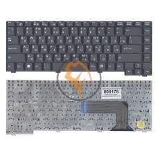 Клавиатура для ноутбука Fujitsu Amilo PA1510 черная RU