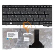 Клавиатура для ноутбука Fujitsu Amilo SA3650 вертикальный enter, черная RU
