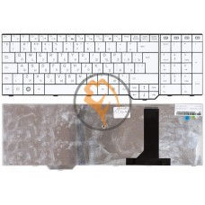 Клавиатура для ноутбука Fujitsu Amilo XA3530 PI3625 LI3910 XI3650 белая RU