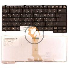 Клавиатура для ноутбука Fujitsu Esprimo mobile V5505 V5555 V5515 V5545 V5535 вертикальный enter, черная RU