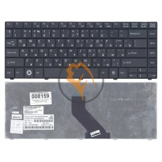 Клавиатура для ноутбука Fujitsu LifeBook LH531 черная RU