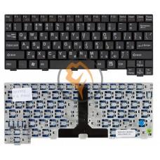 Клавиатура для ноутбука Fujitsu LifeBook P1610 P1510 черная RU