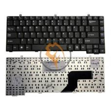 Клавиатура для ноутбука Gateway NA1 черная RU
