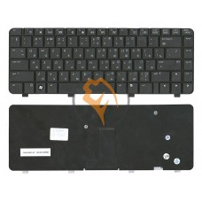 Клавиатура для ноутбука HP 530 черная RU