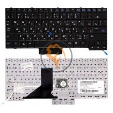 Клавиатура для ноутбука HP Compaq 2510P с указателем Point Stick, черная RU