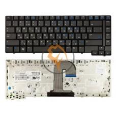 Клавиатура для ноутбука HP Compaq 6510B 6515B черная RU