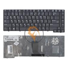 Клавиатура для ноутбука HP Compaq 8510P 8510W черная RU