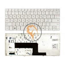 Клавиатура для ноутбука HP Compaq Mini 110 белая RU