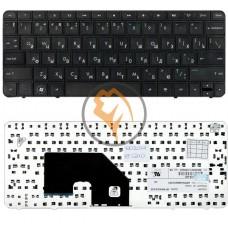 Клавиатура для ноутбука HP Compaq Mini 110-3000 черная RU