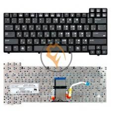 Клавиатура для ноутбука HP Compaq Evo N600C черная RU