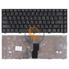Клавиатура для ноутбука Lenovo IdeaPad B450 черная RU