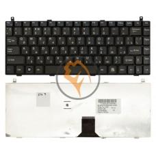 Клавиатура для ноутбука Lenovo IdeaPad F30 F30A черная RU
