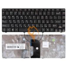 Клавиатура для ноутбука Lenovo IdeaPad G460 черная RU