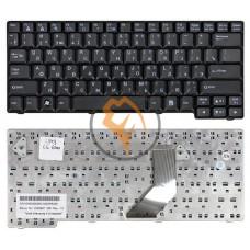 Клавиатура для ноутбука LG E200 E210 E300 E310 ED310 черная RU