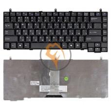 Клавиатура для ноутбука LG K1 K2 черная RU
